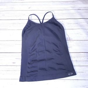 Champion tank top gray large